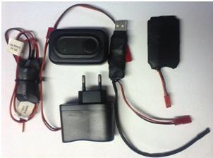registratore KIT 240