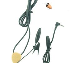 auricolare amplificato